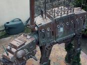 replica chiave steampunk AT-AT