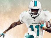 Miami Dolphins, maglia nuova Nike cambio logo