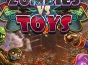 Android games Zombies Toys, ottimo castle defense GRATUITO!