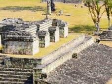 rovine Maya Copan Honduras