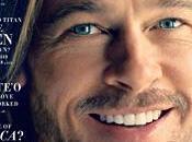 L'affascinante Brad Pitt conquista copertina Vanity Fair