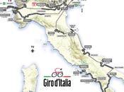 Giro d'italia 2013: percorso tappe