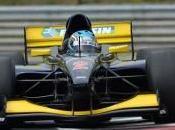 Auto Test Budapest: Vittorio Ghirelli veloce