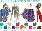 Anteprima Polverini Parrucchieri colori moda autunno inverno 2013/14