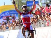 Giro d'Italia, fantastico Paolini! tappa maglia rosa
