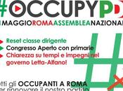 #occupypd appuntamento all'assemblea nazionale partito democratico