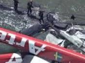 Vela: morto membro dell'equipaggio Artemis, incidente nella baia Francisco