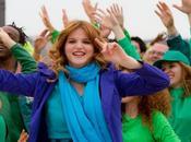Chiara Galiazzo canta nuovi spot Telecom Italia 2013