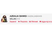 Motivi andrò sentire Azealia Banks