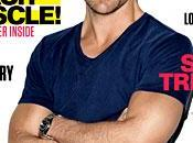 Chris Pine mostra bicipiti sulla cover Men's Health