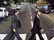 Storia fotografia: Beatles Abbey Road