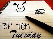 Tuesday dieci libri che...