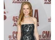 bellezza glaciale Nicole Kidman conquista Jimmy Choo