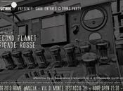 SECOND PLANET BRIGADE ROSSE Roma.