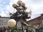 Jules Verne's machine Turin
