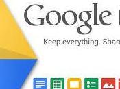 Google Drive, fino spazio gratuito