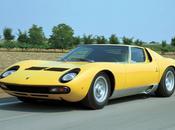 Anniversario della Lamborghini. storia italiana