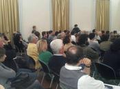 Assemblea partito democratico Pavia parlamentari: bella serata