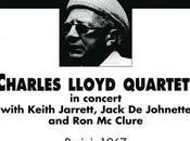Rarità discografiche: quartetto Charles Lloyd Keith Jarrett Parigi 1967