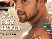 "Ricky martin copertina magazine ""attitude"""