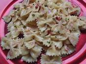 Cenabis bene apud Farfalle vintage panna salmone