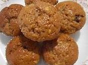 Muffins alle castagne banana Nutella