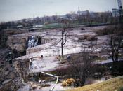 Foto giorno dicembre 2010 niagara senza acqua