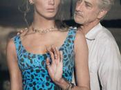 L'attore David Strathairn Daria Werbowy Vogue Gennaio 2011
