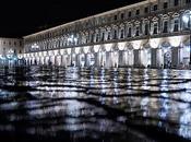 Piazza Carlo rain