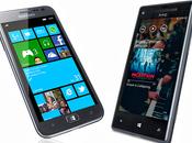 Samsung ATIV giganti Windows Phone sfidano