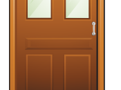 Protezione porta blindata