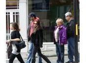 Ashton Kutcher vacanza Londra Mila Kunis…e suoceri