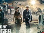 Ancora molta azione quarto trailer Lone Ranger Johnny Depp