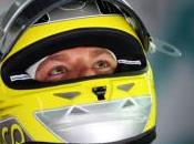 Monaco, libere Rosberg
