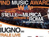 """Wind Music Awards 2013″ Roma Giugno"