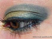 L'essenza make-up: come indossato Pixie Tears matita pastello col. Petrolio coll.Immaginaria Neve Cosmetics
