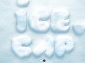 Scritta effetto neve Photoshop