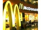 Barilla McDonald's portano insalata pasta fast food