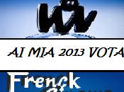 Arrivano Macchianera Italian Awards 2013 Candida FrenckCinema come Miglior Sito Cinematografico