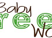 Nuovo Logo Baby Green Work, cosa pensate?Saremo liete