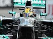 Lewis Hamilton soddisfatto prima fila