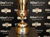 Calcio, Finale Cup: Roma-Lazio alle diretta