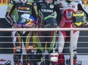 Supersport, Donington: vittoria Lowes, Roberto Rolfo porta terzo gradino podio Agusta
