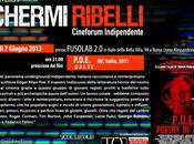 """SCHERMI RIBELLI presenta """"P.O.E."""". Venerdì Giugno presso Fusolab"""