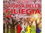 Giugno 2013: Bagnoro Arezzo corre ciliegi.