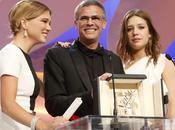 """Festival Cannes 2013, d'Adèle"""" vince Palma d'Oro"""