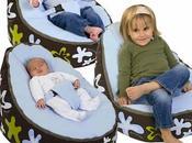 Sdraietta neonati e…bambini!