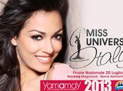 Yamamay, Main Sponsor Miss Universe Italy