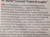 """Cuore Maglia """"Piccolo"""" Trieste"""