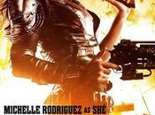 Secondo character poster Machete Kills turno un'agguerrita Michelle Rodriguez